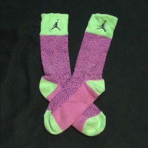 Michael Jordan socks!